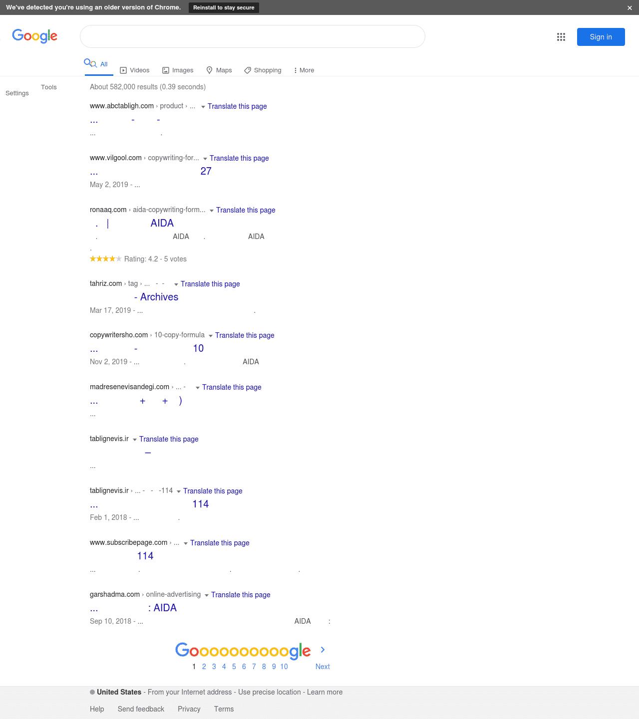 برای انسان تولید محتوا میکنید یا برای کامپیوترهای احمق