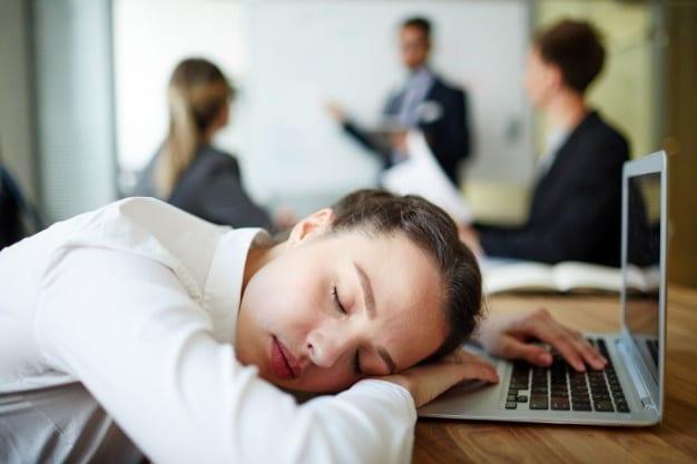 اثر مستقیم خواب برا افزایش کارایی در کسب و کار