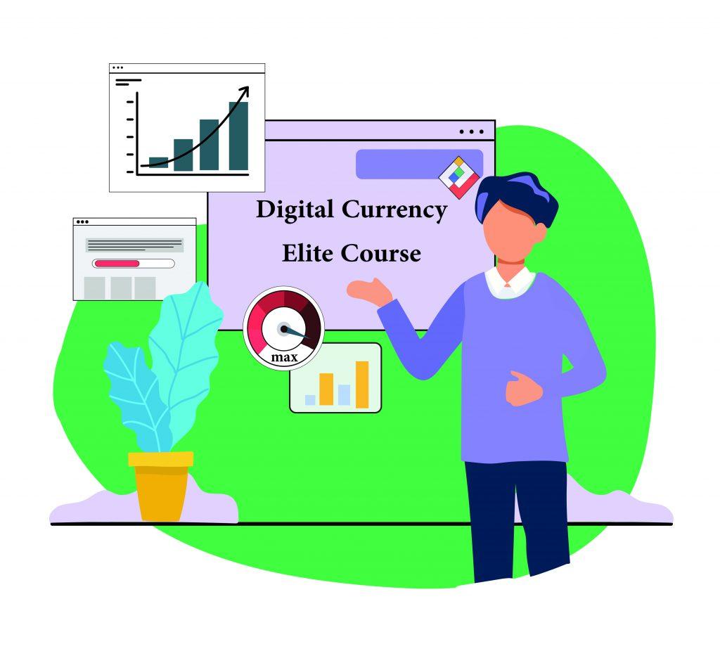 بررسی تبلیغ دوره نخبگان ارز دیجیتال هلاکویی