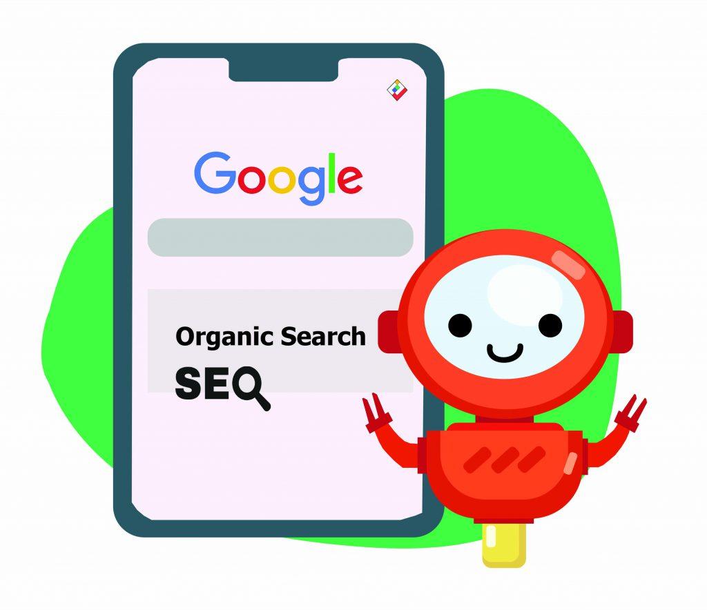 خرید جستجوی ارگانیک در سئو