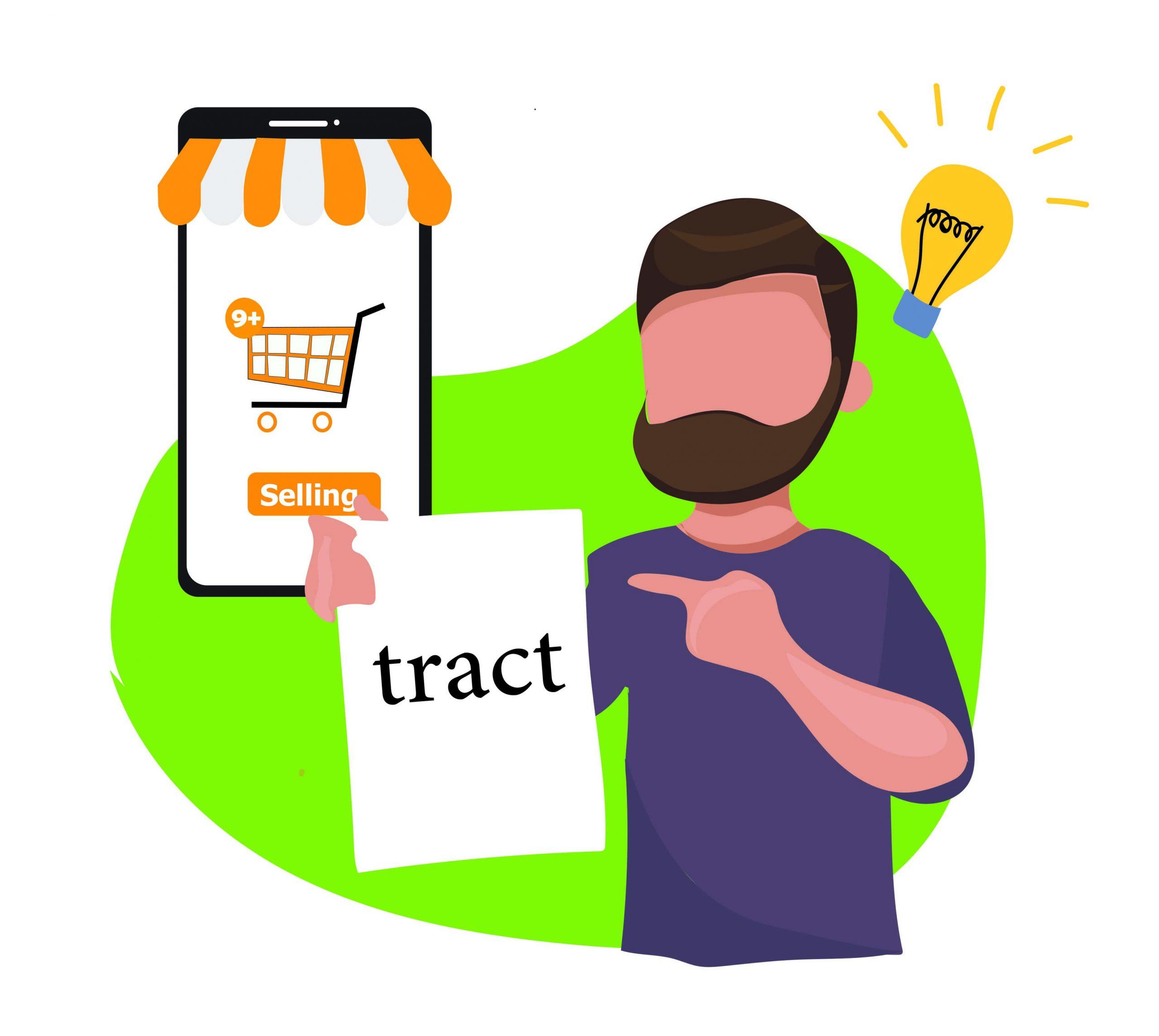 چگونه نوشتن تراکت تبلیغاتی را شروع کنیم؟